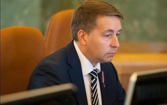 Augulis: Lietuva apdraud ''Rail Baltica'', tāpēc tai atvēlēto finansējumu varētu pārdalīt Latvijai un Igaunijai