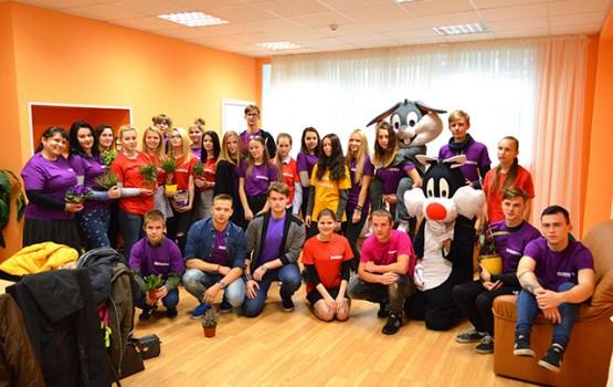 Brīvprātīgo 5 darbi Daugavpilī