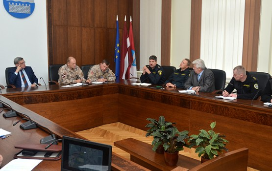 Daugavpilī notiks Valsts līmeņa civilās aizsardzības mācības