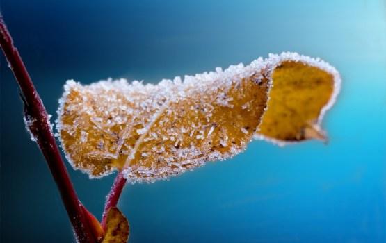 Pirmo reizi šoruden gaisa temperatūra noslīdējusi zem -6 grādiem