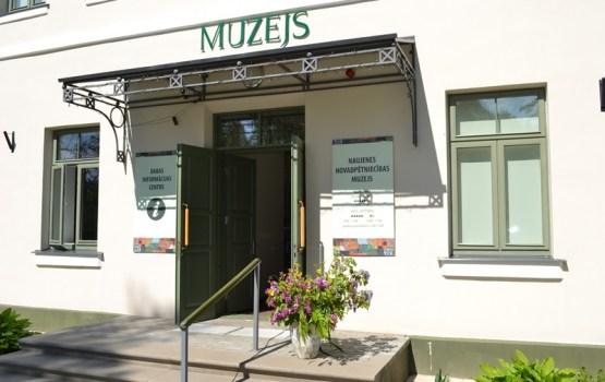 Plānots renovēt vēsturisku Naujenes novadpētniecībasmuzeja ēku