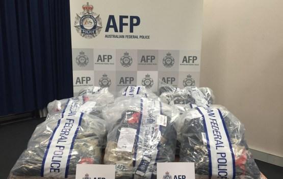 Austrālijā policija atrod narkotikas 100 miljonu eiro vērtībā; aizturēti divi poļi