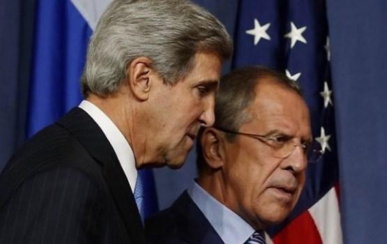 Kerijam un Lavrovam neizdodas vienoties par pamiera plānu Sīrijā