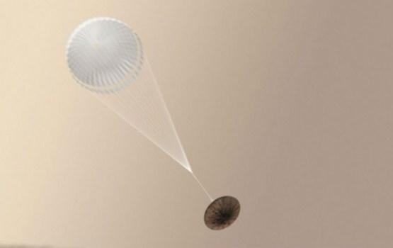 ESA: Marsa zondes modulis avarējis un, iespējams, eksplodējis