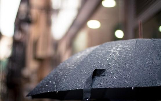 Dienā līs mazāk nekā naktī