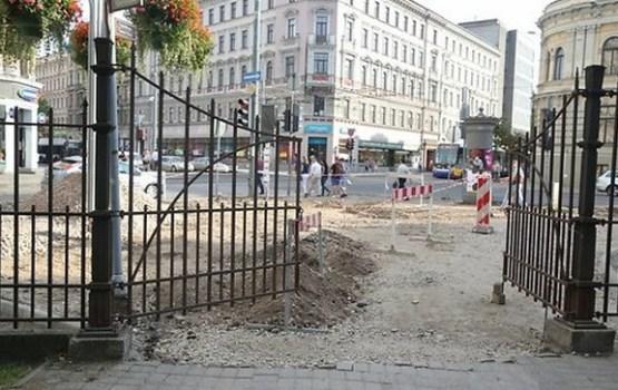 KNAB sācis kriminālprocesu saistībā ar Rīgas domes iepirkumu par Barona ielas remontu