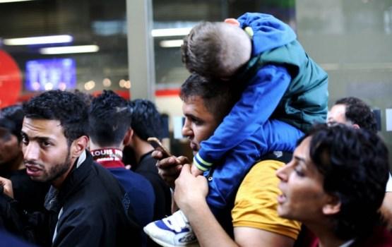 Uz Latviju pārvietotas trīs sīriešu ģimenes, tajā skaitā deviņi bērni