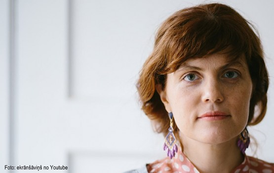 LCB aicina uz tikšanos ar literāti Ingu Gaili