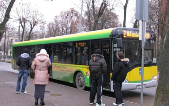 Pieņēma lēmumu par bezmaksas braukšanu sabiedriskajā transportā