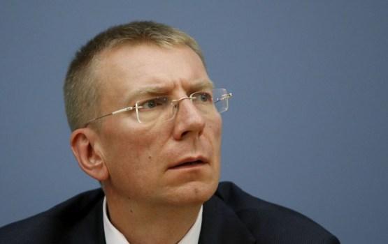 """Rinkēvičs: """"Baltijas valstis veiksmīgi virzījušās no """"enerģijas salas"""" uz diversificētu enerģijas tirgu"""""""