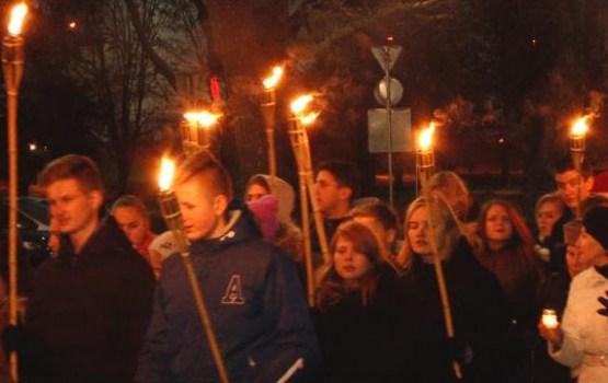 Daugavpils svinēs Lāčplēša dienu ar ziedu nolikšanu, lāpu gājienu un koncertu