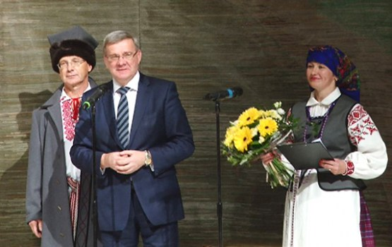 """""""Baltkrievu gadatirgus"""" pulcēja rekordlielu dalībnieku un skatītāju skaitu"""