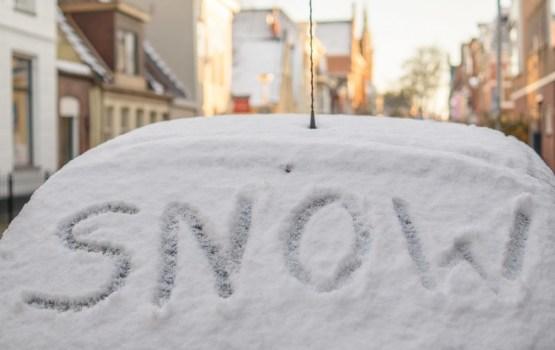 Sniegs apgrūtina braukšanu visā Latgalē un Vidzemē