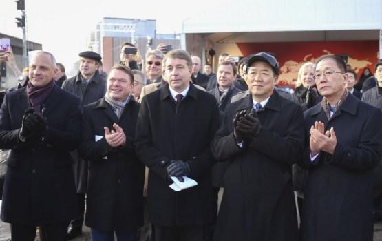 Augulis: Ķīnas preču novirzīšana caur Latviju būtu ievērojams ekonomisks ieguvums abām pusēm