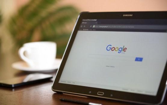 """""""Google"""" meklētājs Latvijā tiek lietots 97,72% gadījumu"""