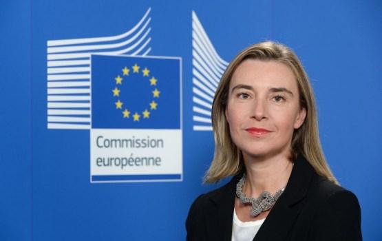 """Mogerīni: """"ES negrasās mainīt politiku pret Krieviju"""""""