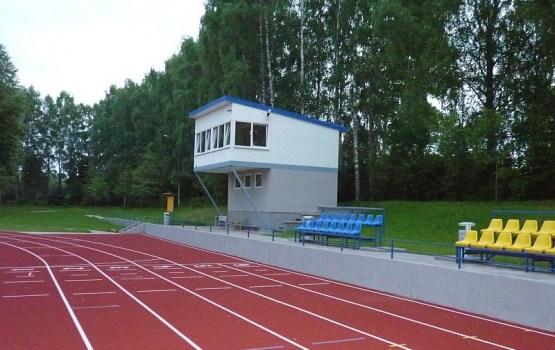 Daugavpils novadā par 394 434 eiro rekonstruēts Višķu stadions