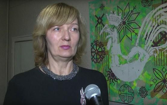 """Dažādu tautību mākslinieku kopizstāde """"Mēs dzīvojam Latvijā"""""""