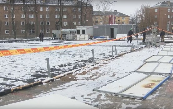 Jau 19.novembrī Daugavpilī sāks darboties bezmaksas publiskā slidotava