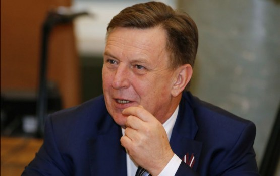"""Kučinskis: """"Turpmāk deputātiem vajadzētu vienoties par robežām"""""""