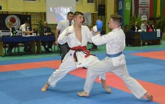 "Karatē turnīram ""Baltic Funakoshi Bup"" – 20 gadi"