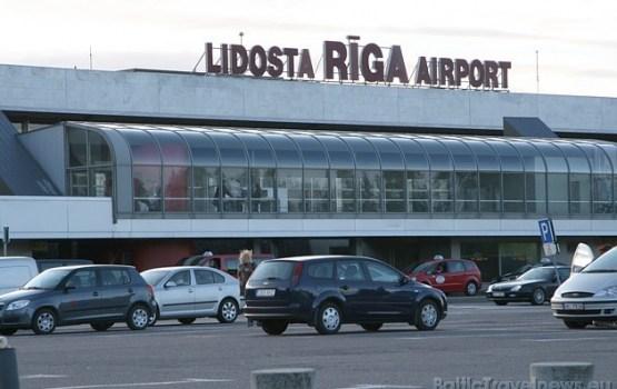 """Starptautiskajā lidostā """"Rīga"""" 11 mēnešos apkalpoti par 4,6% vairāk pasažieru"""