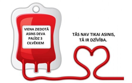 Šodien ziedo asinis Daugavpils pilsētas domē!
