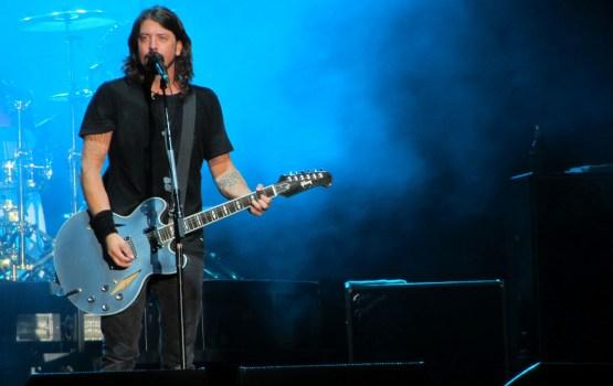 "Latvijā viesosies amerikāņu grupa ""Foo Fighters"""