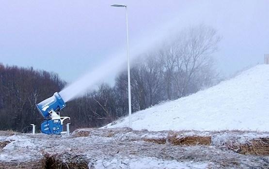 Esplanādē būs mākslīgā sniega kalns