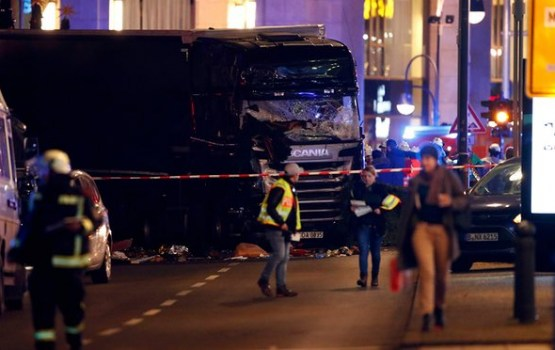 Traģēdijā Berlīnē Latvijas valstspiederīgie nav cietuši