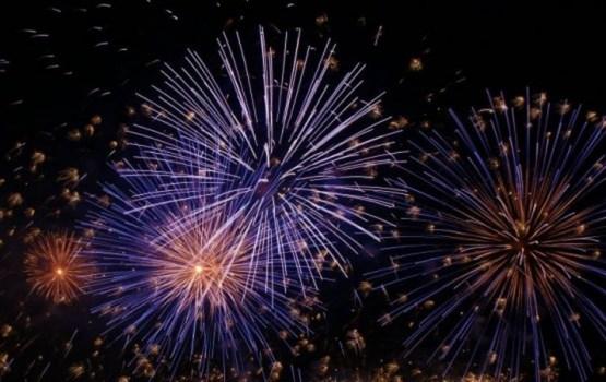 Krāšņākā Jaunā gada sagaidīšana valstī - LTV