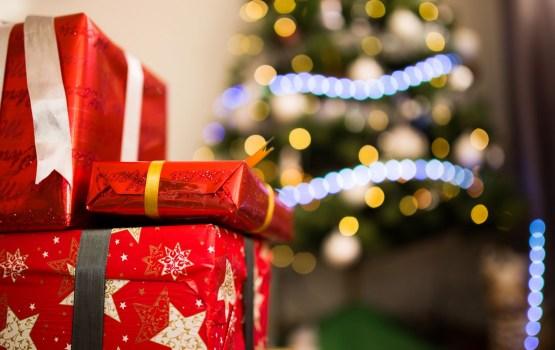 Par Ziemassvētku dāvanu komplektu izsniegšanu