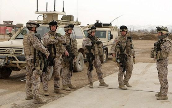Pagarina Latvijas karavīru dalību NATO operācijā Afganistānā