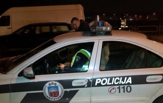 Svētku laikā Valsts policija rīkos pastiprinātus reidus