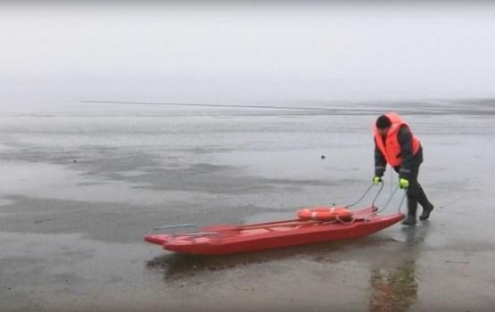 Ledus uz Daugavpils ūdenstilpnēm vēl ir bīstams