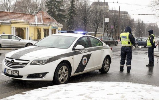 Pagājušā diennaktī Latvijā pieķerti četri dzērājšoferi