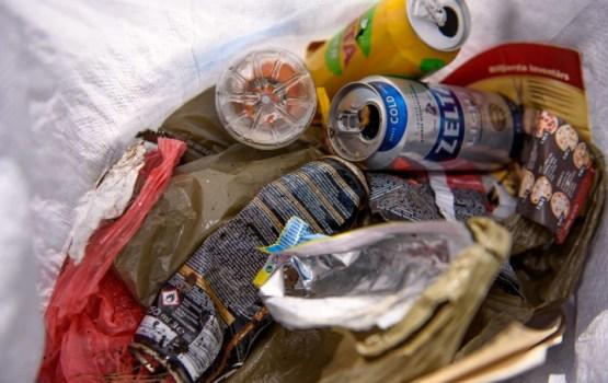 Šķirojot atkritumus var samazināt ikmēneša izdevumus par atkritumu izvešanu