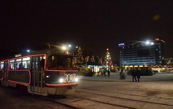 Tramvaju infrastruktūras modernizācija Daugavpilī turpināsies
