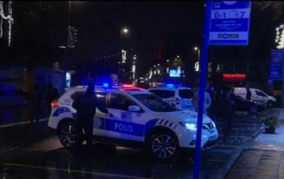 Apšaude Stambulā: Aculiecinieka stāsts