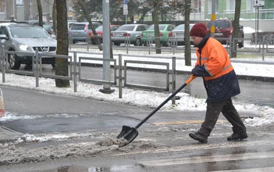Daugavpils ielas kops intensīvā režīmā