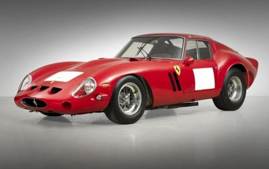 54 gadus vecs Ferrari var kļūt par pasaulē dārgāko mašīnu