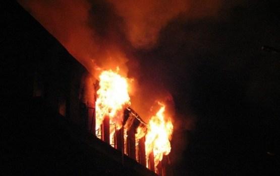 Dzīvojamās mājas ugunsgrēkā Rēzeknē gājis bojā bērns