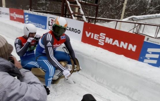 Gudramovičs un Kalniņš otrie pēc pirmā brauciena Pasaules kausa posmā Siguldā; Šici piedzīvo kritienu