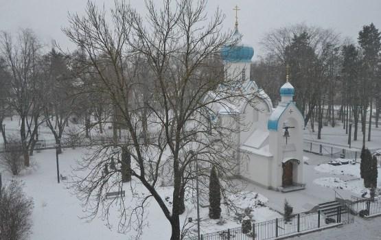 Daugavpili pārklājis dziļākais sniegs kopš 2013.gada