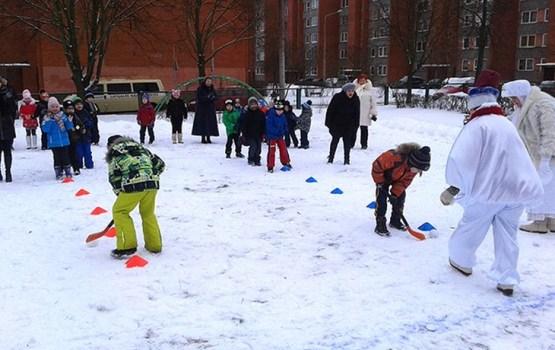Pasaules sniega diena 3.pirmsskolas izglītības iestādē