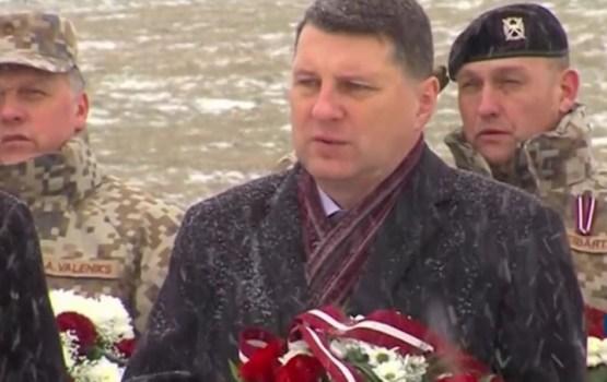 Kā Daugavpils gatavojas satikt Latvijas prezidentu Raimondu Vējoni.