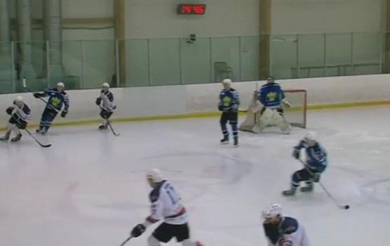Daugavpilī tika aizvadītas Latvijas hokeja Pirmās līgas spēles