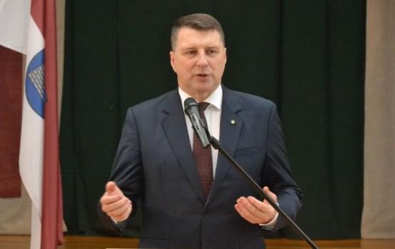 Valsts prezidents Daugavpilī: jāveicina straujāka reģionu attīstība