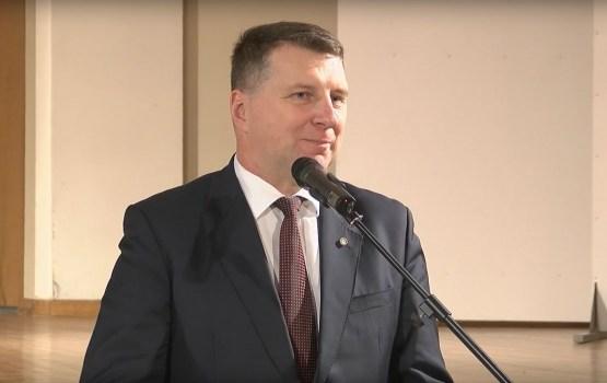 Kādus jautājumus valsts prezidentam uzdeva Daugavpils iedzīvotāji?