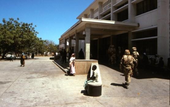 Somālijas galvaspilsēta noticis uzbrukums viesnīcai